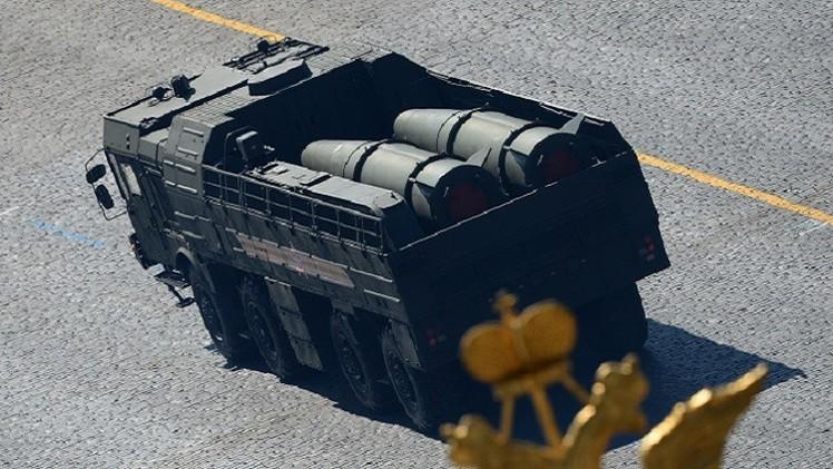 الجيش الروسي يتسلم مجموعة جديدة لصواريخ
