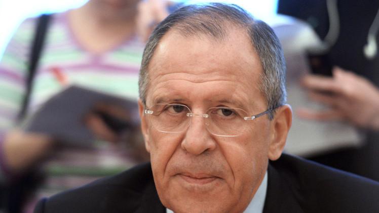 لافروف: نأمل بعدم تجاوز نقطة اللاعودة في علاقاتنا مع الاتحاد الأوروبي