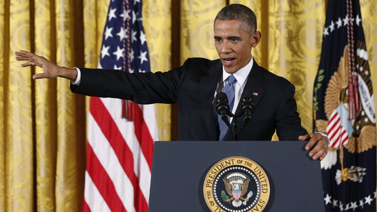 الإصلاحات في مجال الهجرة قد تنهي أوباما