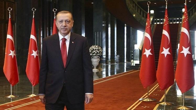 النيابة العامة تتهم 13 شخصا بالتجسس على أردوغان