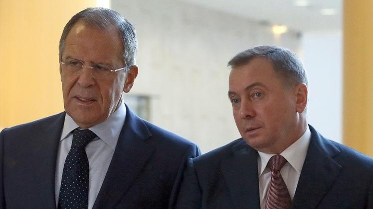 موسكو ومينسك تؤكدان استعدادهما للعمل على التسوية في أوكرانيا