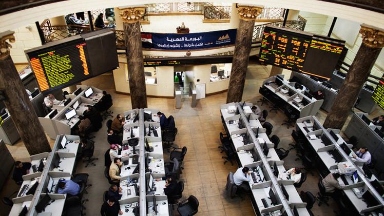 بورصة مصر ترتفع في نهاية تعاملات اليوم