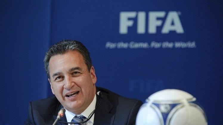 الفيفا يتقدم بشكوى جنائية حول حقوق استضافة مونديالي 2018 و2022