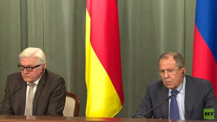 لافروف: يجب تطبيق اتفاقيات مينسك بدلا من اتهام موسكو بإحباطها