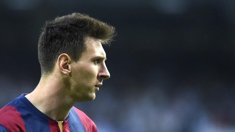 ميسي يلمح بقوة إلى إمكانية مغادرته برشلونة