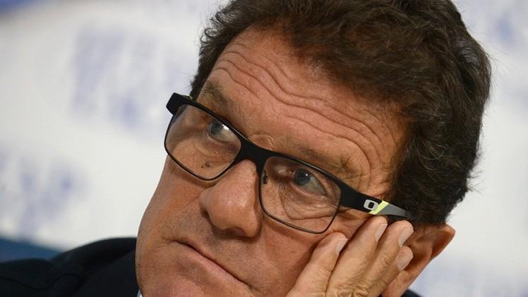 وزير الرياضة يؤكد أن التغييرات لن تشمل مدرب المنتخب الروسي كابيلو