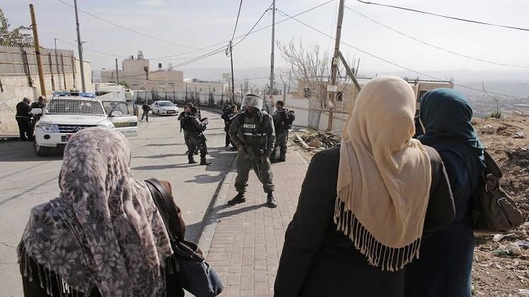 طعن شاب فلسطيني في القدس