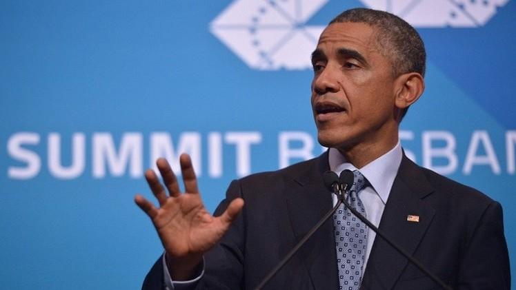 أوباما يدين الهجوم على كنيس في القدس ويدعو إلى التهدئة