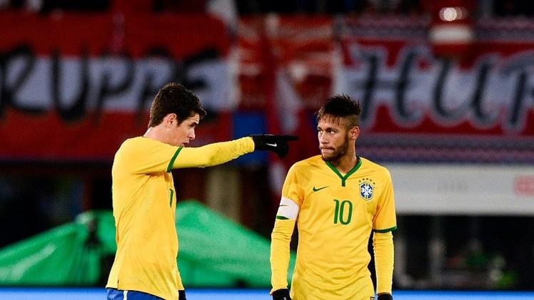 البرازيل تحقق فوزها السادس على التوالي بقيادة دونغا