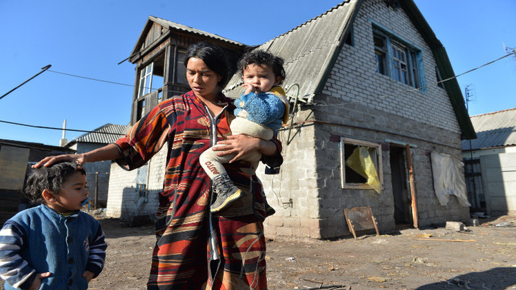 مقتل 10 مدنيين بقصف أوكراني على دونيتسك