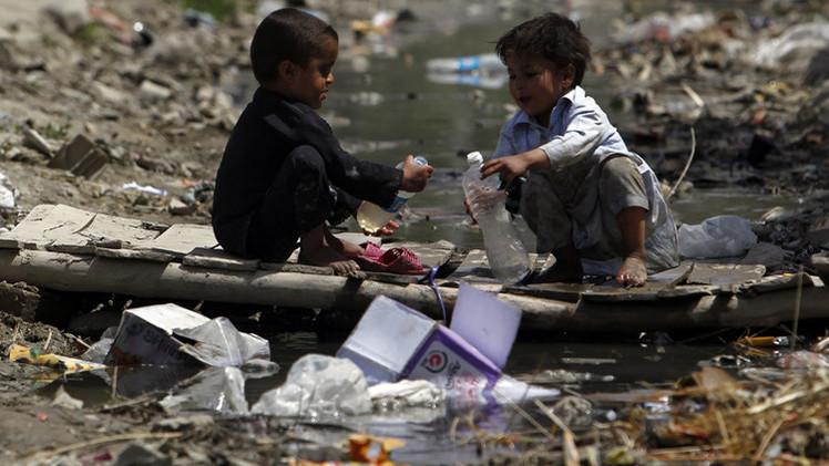 مشاكل الصرف الصحي تجعل 2 مليار شخص يستخدمون مياه مخلوطة بالفضلات البشرية
