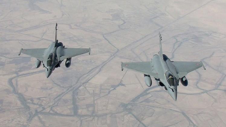 فرنسا ترسل 6 مقاتلات إلى الأردن في إطار الحملة ضد