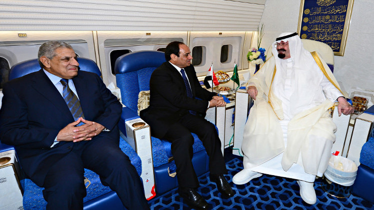 الرئاسة المصرية تثني على مبادرة الرياض لـ