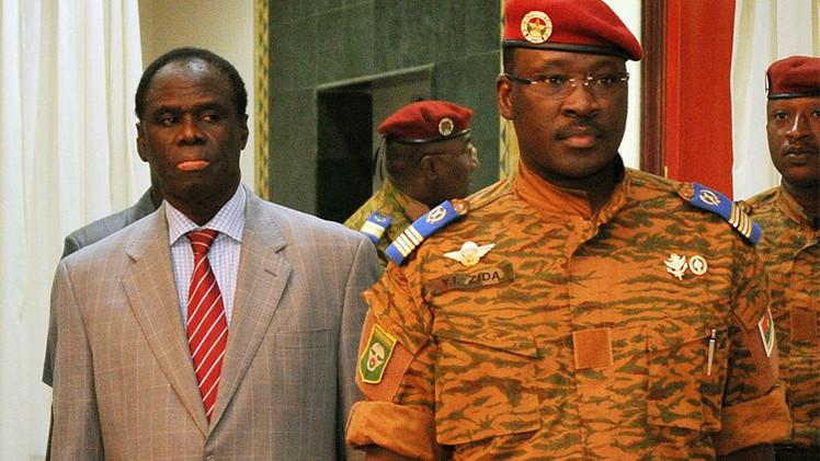 بوركينا فاسو.. تعيين إسحق زيدا رئيسا مؤقتا للوزراء
