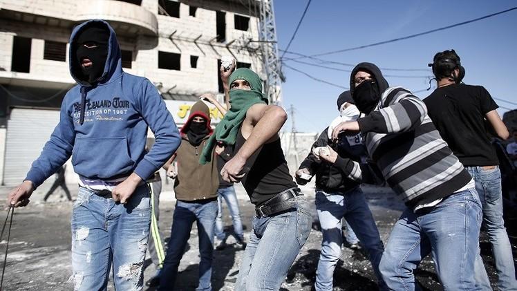 تجدد الاشتباكات بين شبان فلسطينيين والقوات الإسرائيلية في القدس