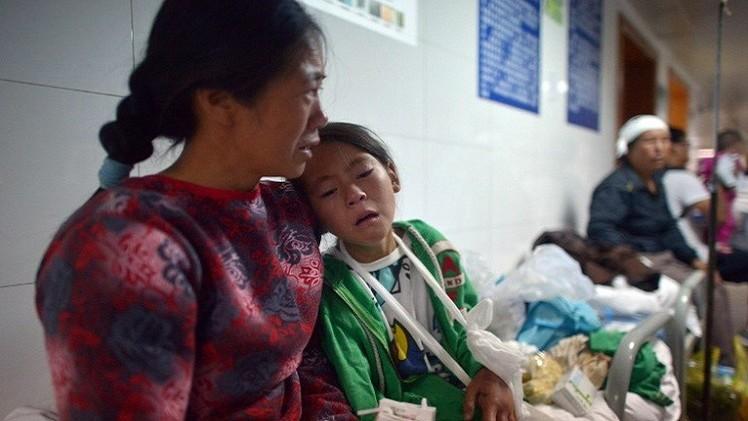مقتل 11 طفلا في حادث مروري شرق الصين