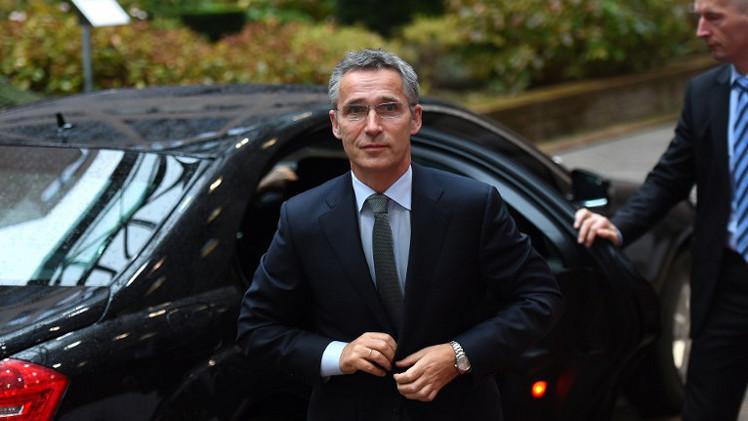 ستولتنبرغ: الناتو معني بإقامة علاقات بناءة مع روسيا