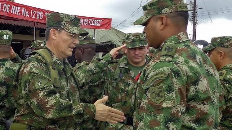 اتفاق بين حكومة كولومبيا وحركة