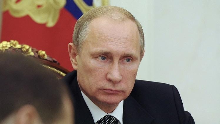 بوتين يدعو إلى أخذ العبر من