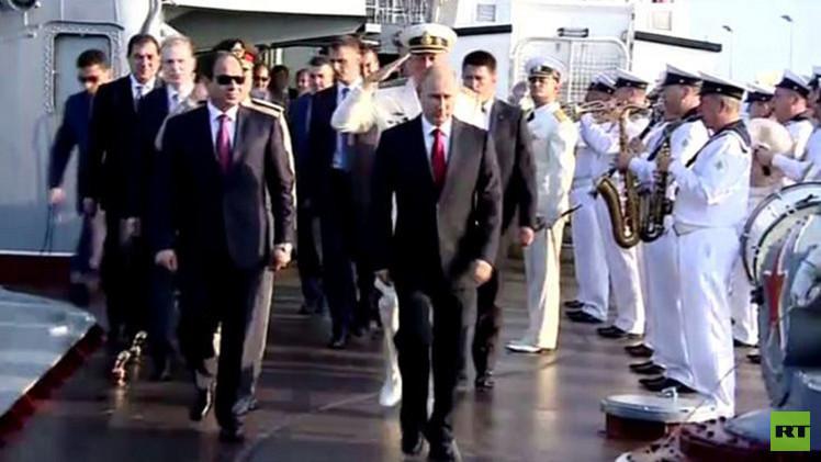 الخارجية الروسية: الرئيس فلاديمير بوتين يزور مصر مطلع العام المقبل