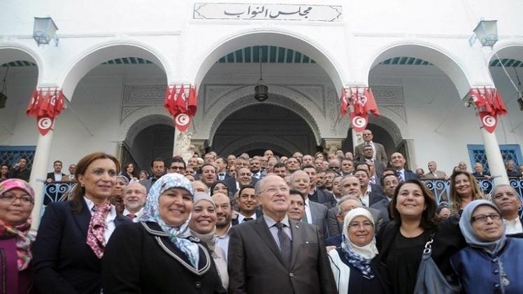 تونس.. المجلس الوطني التأسيسي يعقد جلسة ختامية