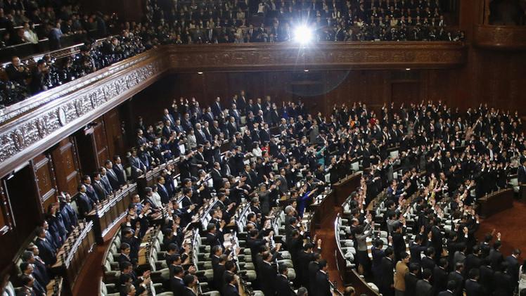اليابان تحل مجلس النواب استعدادا للانتخابات