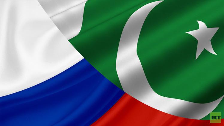 توقيع اتفاقية تعاون عسكري بين روسيا وباكستان
