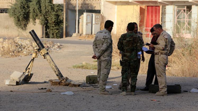 القوات العراقية تعلن تقدمها غربي الرمادي ومقتل 50 مسلحا