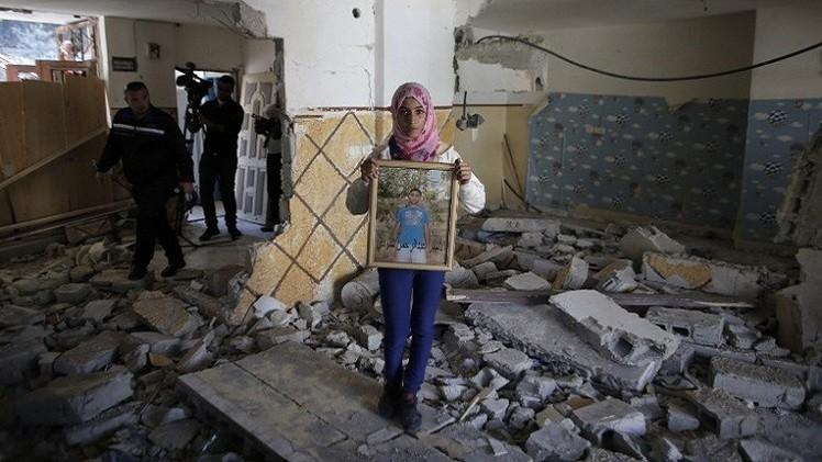 الحكومة الإسرائيلية ترفض دعوات أوروبية لوقف هدم بيوت الفلسطينيين