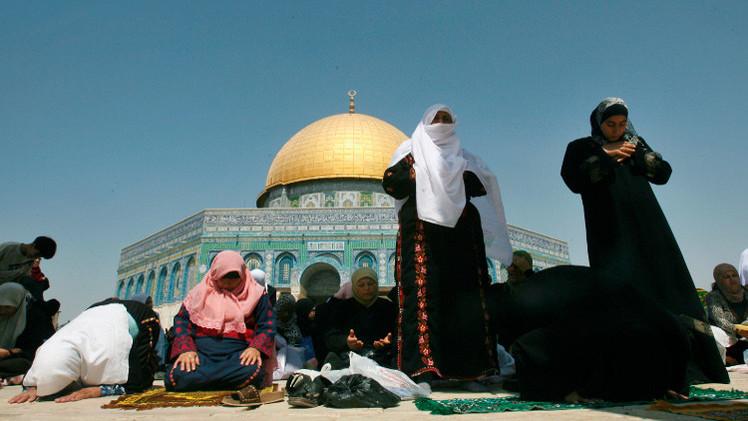 40 ألف فلسطيني أدوا صلاة الجمعة بالأقصى