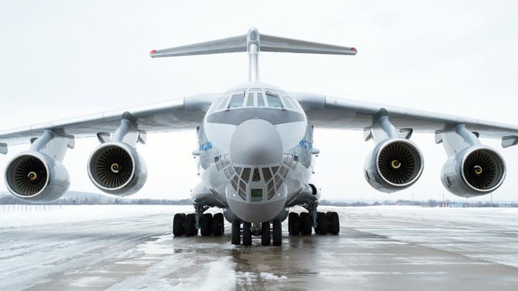روسيا تبدأ مشروعا لتحويل طائرات نقل إلى محطات رادار طائرة