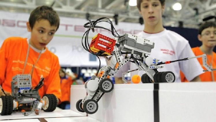 منتدى عالمي خاص بتقنيات الروبوتات في سوتشي