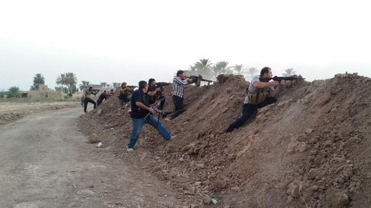 مقتل 25 من عشيرة عراقية بهجوم