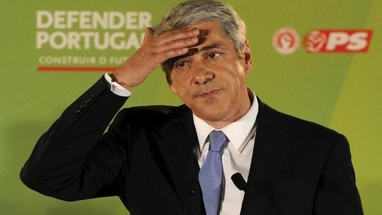 اعتقال رئيس الوزراء البرتغالي السابق