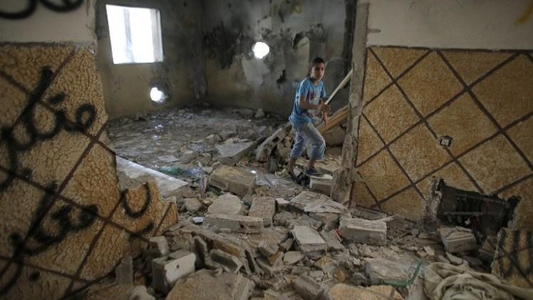 هيومان رايتس ووتش: هدم إسرائيل لمنازل الفلسطينيين جريمة حرب