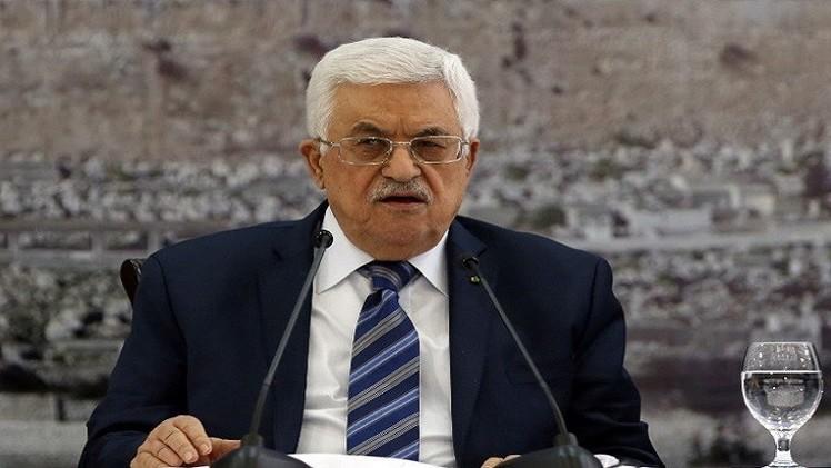 عباس: نسعى للتهدئة واستقرار الوضع في المسجد الأقصى