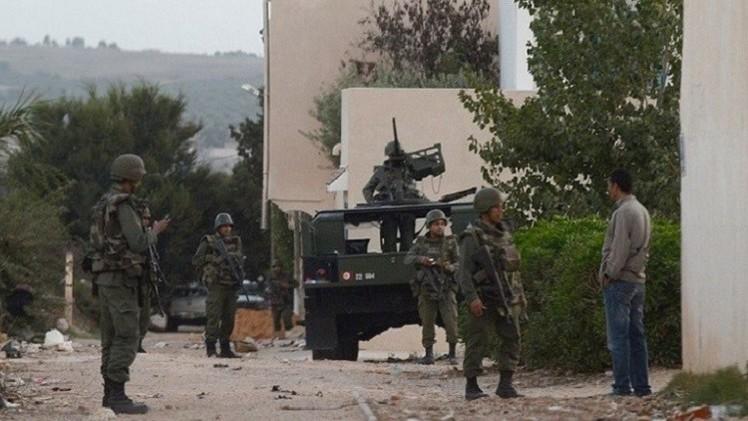 مقتل مسلحين شمال غرب تونس
