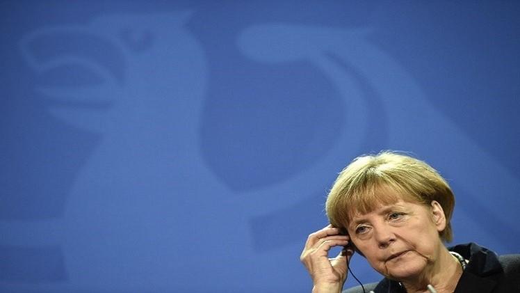ألمانيا تغلق تحقيق التجسس الأمريكي على ميركل
