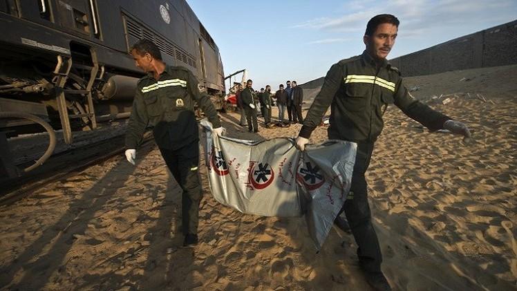 العثور على جثة متفحمة عقب انفجار جنوب القاهرة