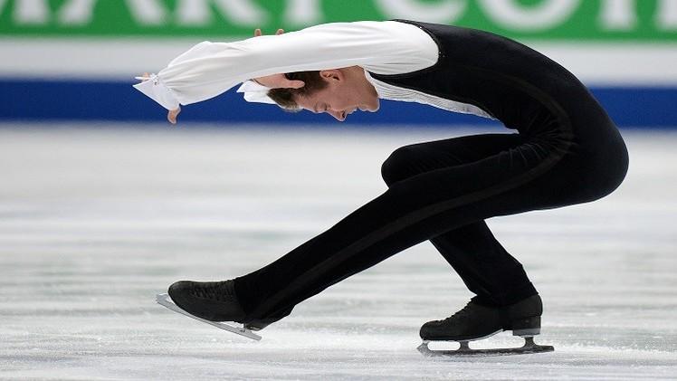 الروسي كوفتون بطلا لمرحلة بوردو للتزحلق الفني على الجليد