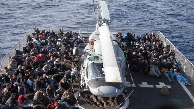إنقاذ 691 مهاجرا من الغرق قبالة سواحل ليبيا خلال يومين
