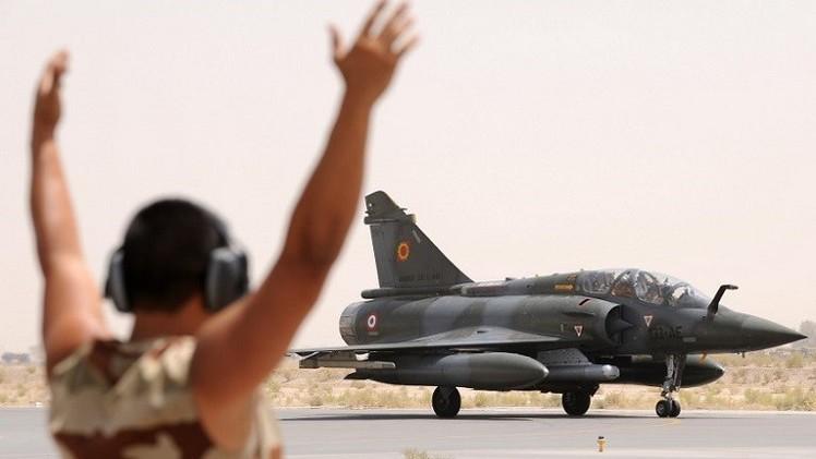 مقاتلات فرنسية في الأردن لضرب