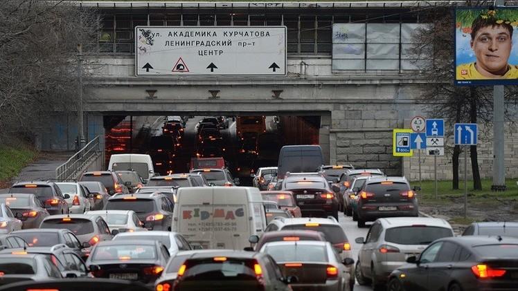 روسيا.. الخامسة عالميا بعدد السيارات في شوارعها