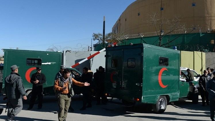ارتفاع حصية التفجير شرق أفغانستان إلى 61 قتيلا