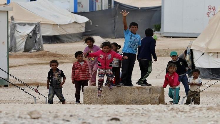 منحة كويتية للأردن لمساعدة اللاجئين السوريين