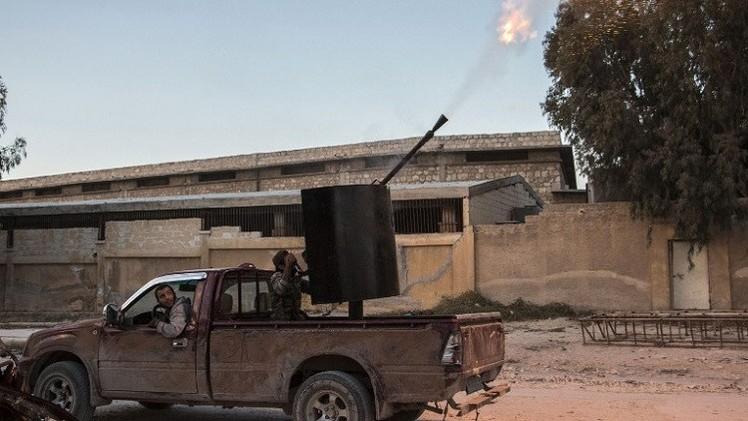اشتباكات عنيفة شمال سوريا