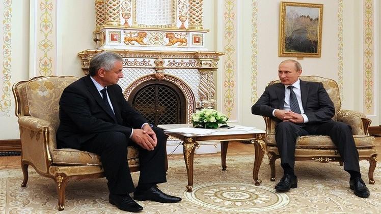 روسيا وأبخازيا توقعان اتفاق شراكة وتحالف