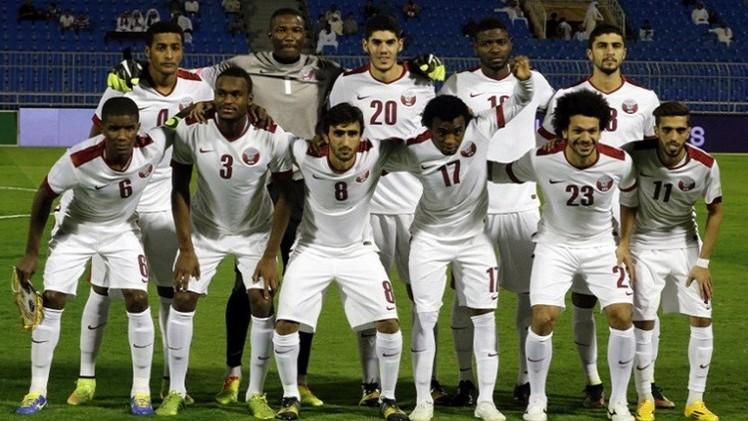 قطر تتأهل لنهائي خليجي 22