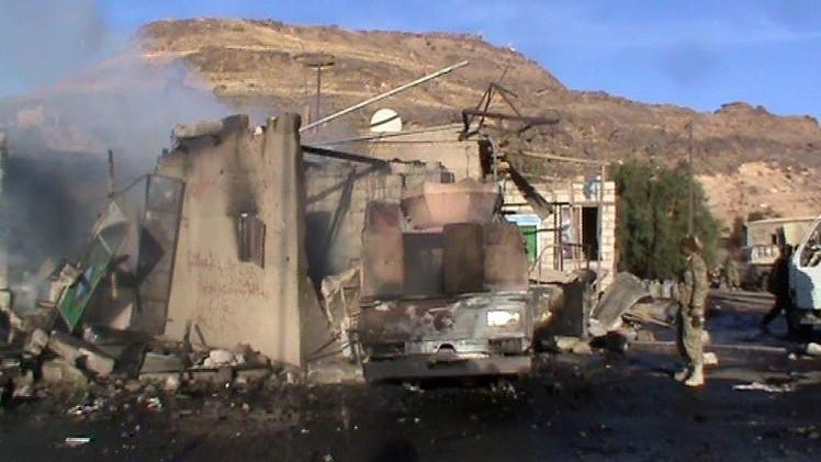 قتلى وجرحى من الحوثيين في رداع