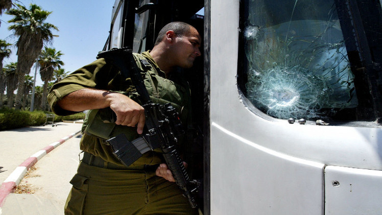تعرض دورية اسرائيلية لإطلاق النار قرب الحدود المصرية